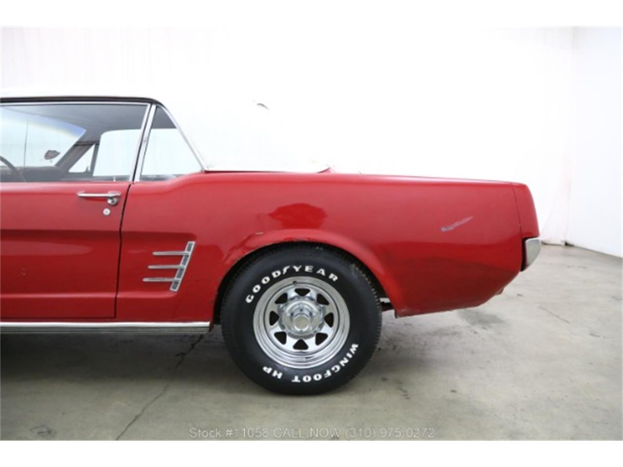 Large Picture of Classic '66 Mustang - $10,750.00 Offered by Beverly Hills Car Club - QKXT