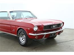 Picture of '66 Mustang located in California - $10,750.00 Offered by Beverly Hills Car Club - QKXT