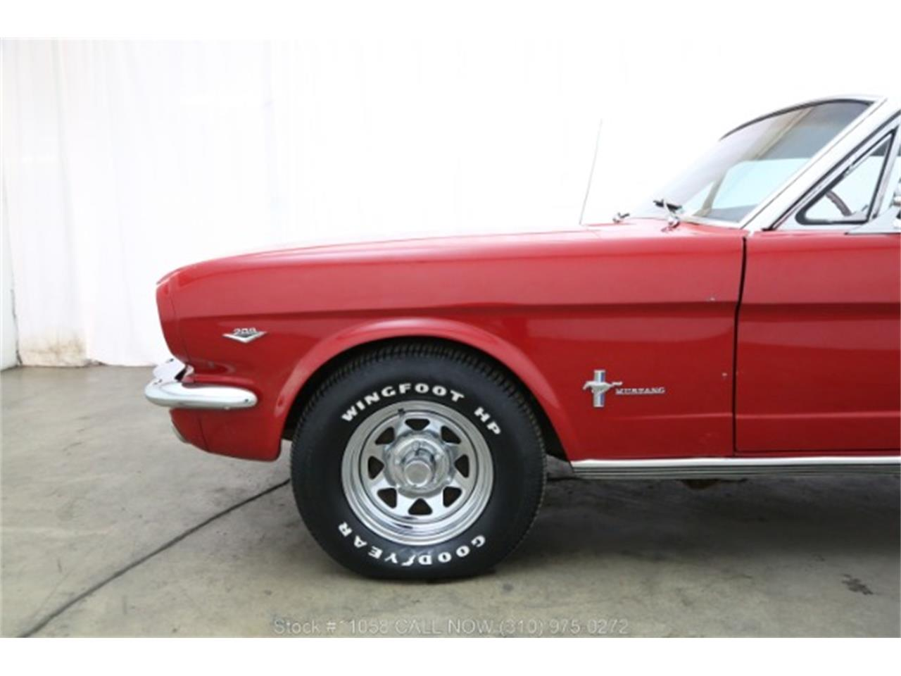 Large Picture of '66 Ford Mustang - $10,750.00 Offered by Beverly Hills Car Club - QKXT