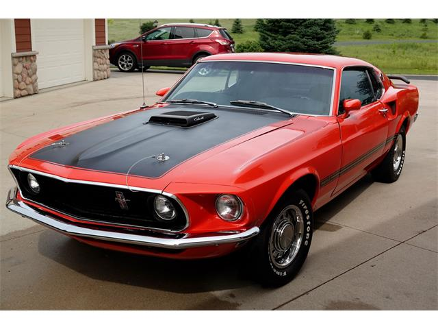 Classic Ford Mustang for Sale on ClassicCars com on ClassicCars com