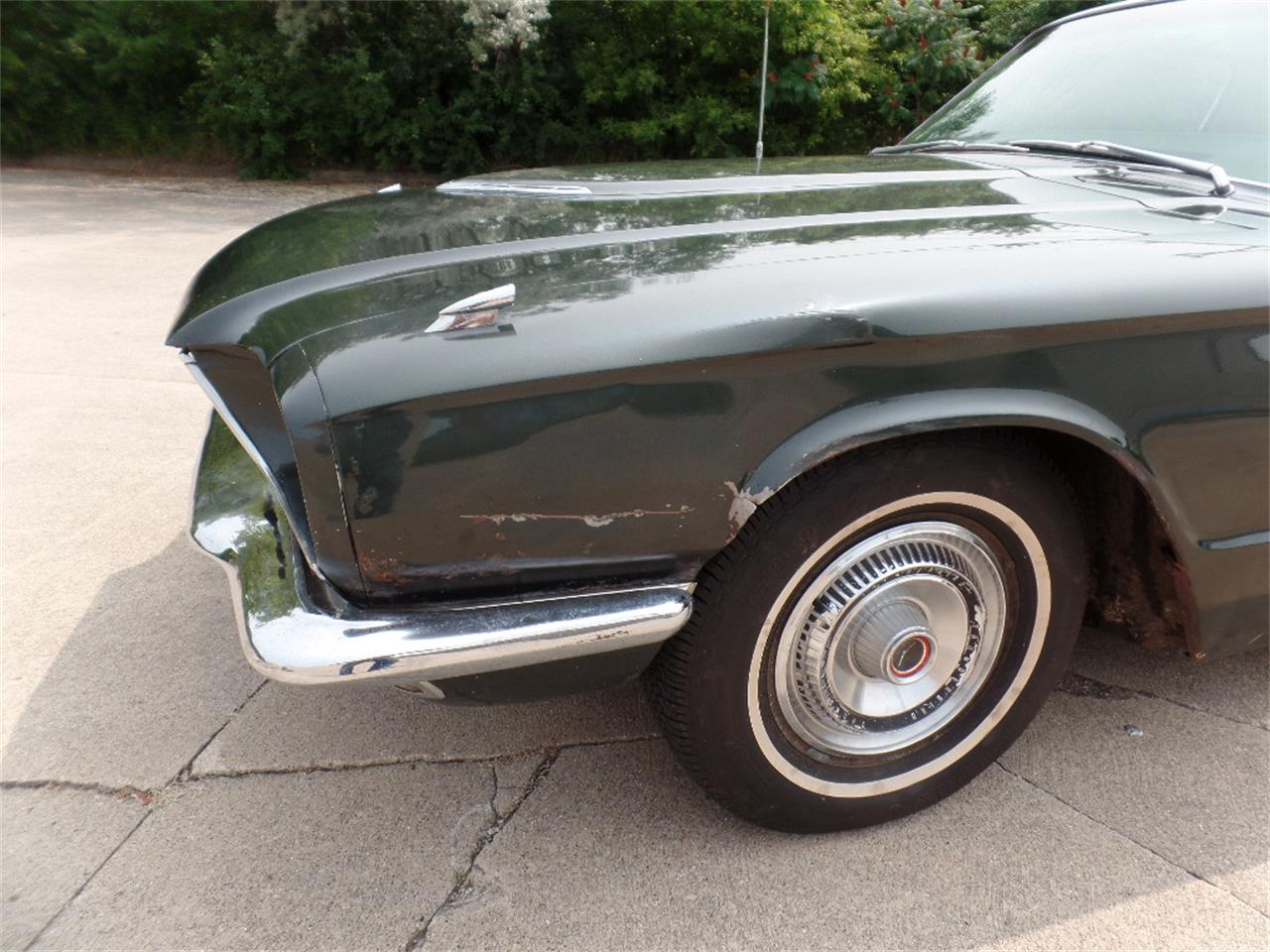 Large Picture of '66 Thunderbird - QMA5