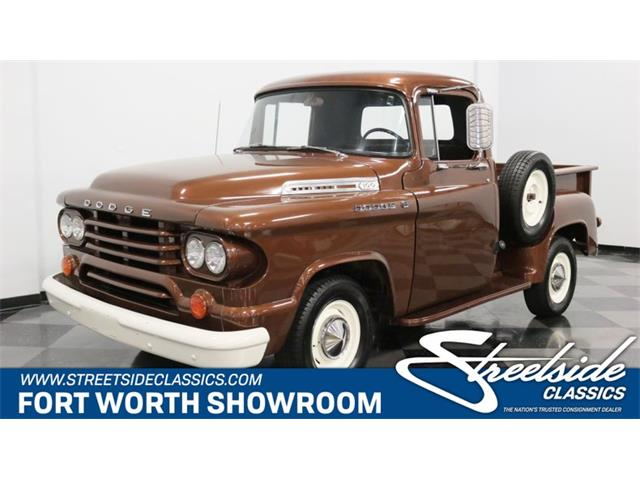 Classic Dodge D100 for Sale on ClassicCars com on ClassicCars com