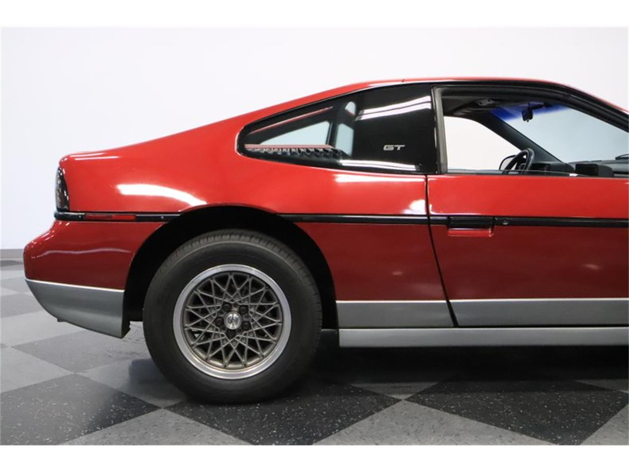 Large Picture of '87 Fiero - QMAG