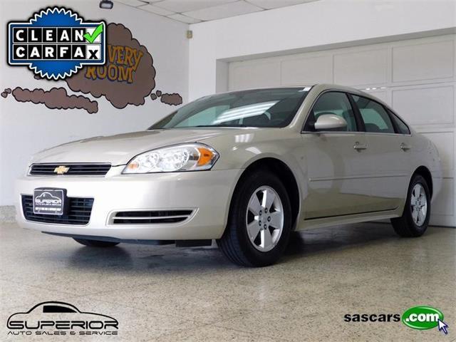 Picture of '10 Impala - QMAX