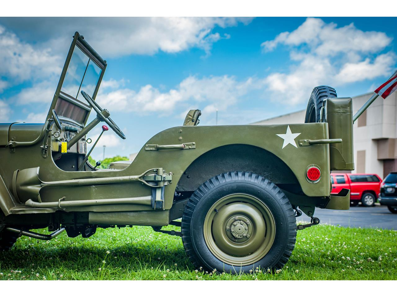 Large Picture of '42 Jeep - QMB6