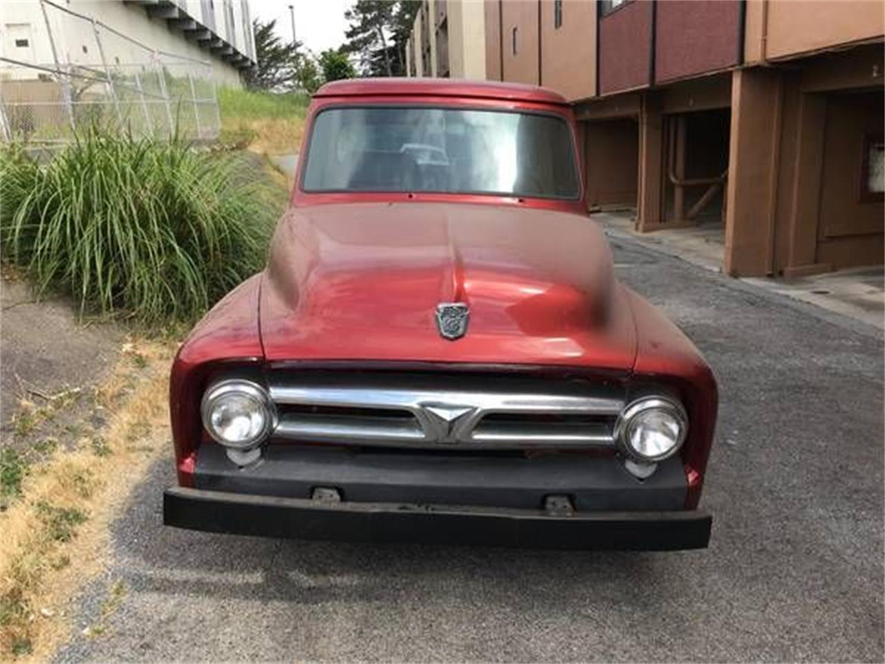 Large Picture of '53 F100 - QMBB