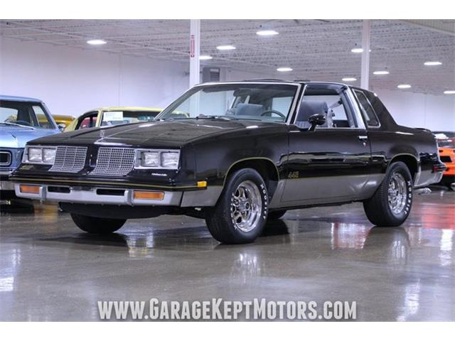 Picture of '87 Cutlass S - QMBO