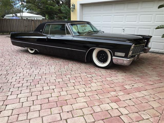 Picture of 1967 Cadillac DeVille located in West Pittston Pennsylvania - QMC4
