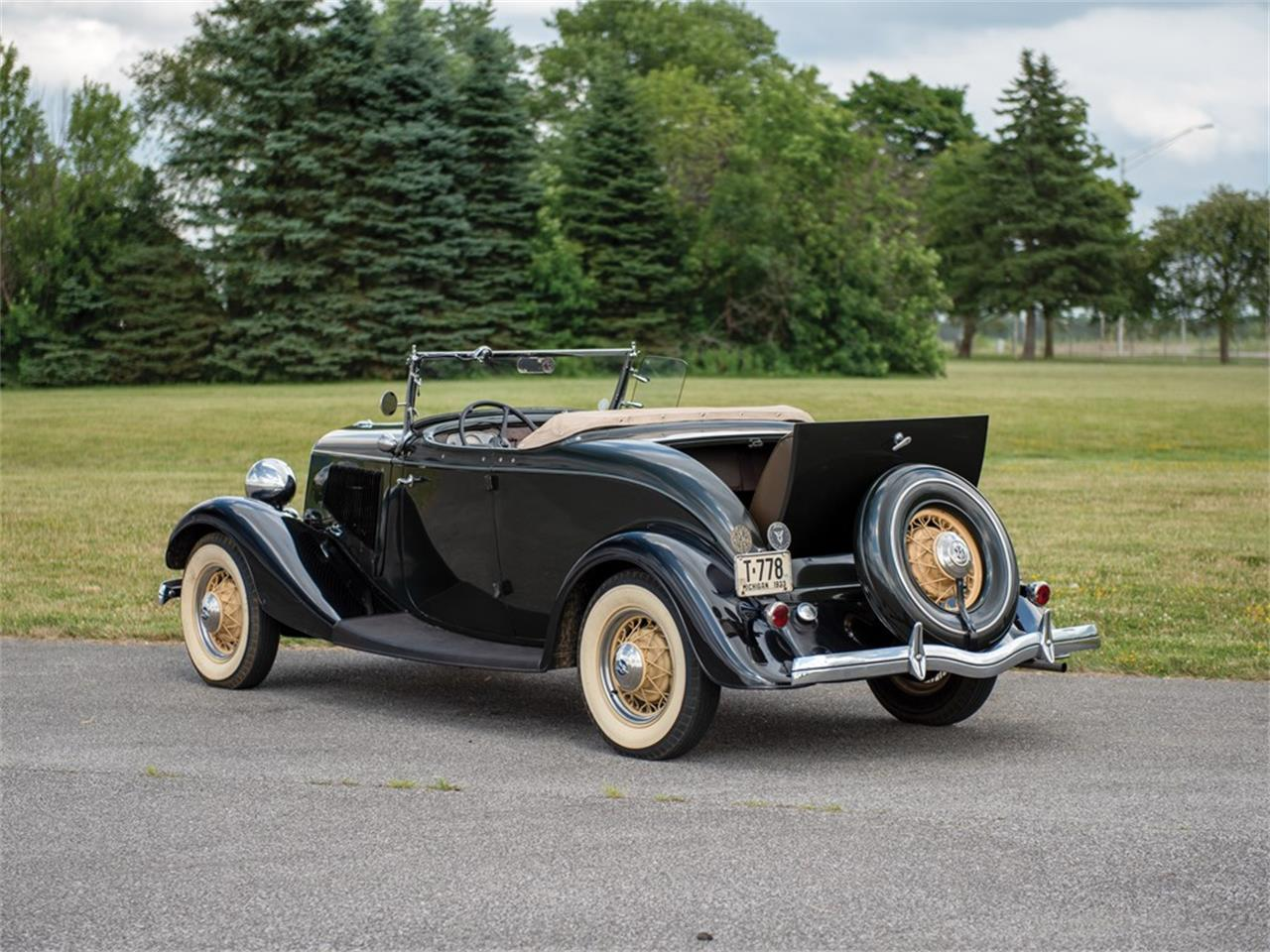 Large Picture of '33 Roadster - QMCP