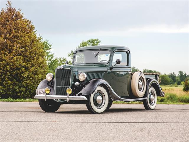Picture of '36 Pickup - QMCS