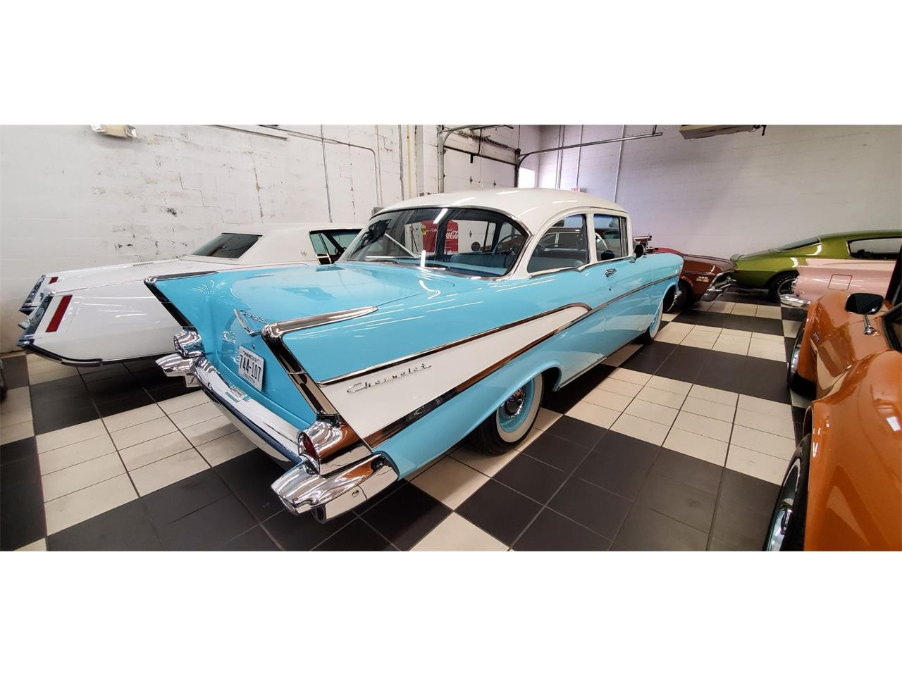 Large Picture of '57 Bel Air - QKY3