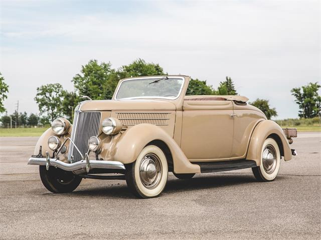 Picture of '36 Deluxe - QMCU