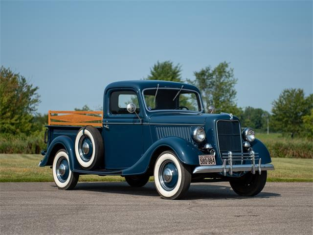 Picture of '36 Pickup - QMCW