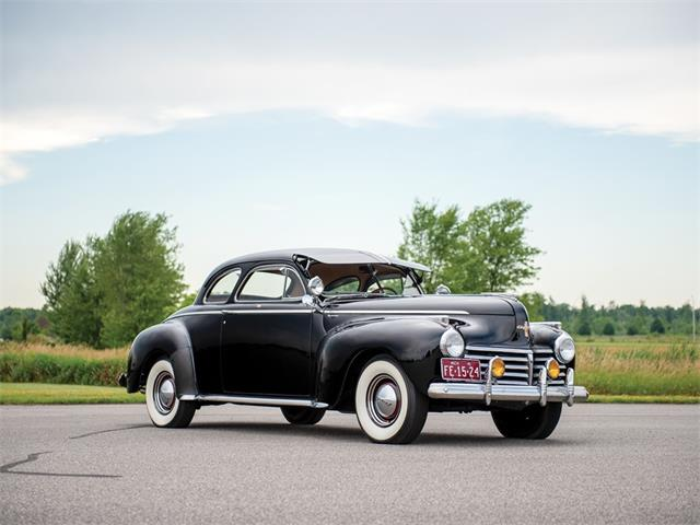 Picture of Classic '41 Chrysler New Yorker located in Indiana Auction Vehicle Offered by  - QMD7