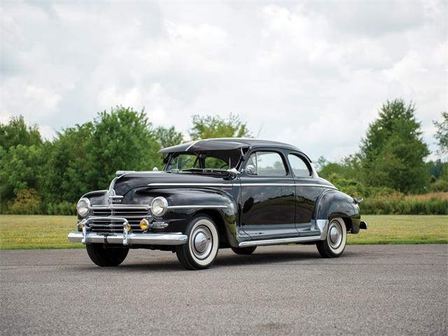 Picture of '48 Plymouth Coupe located in Auburn Indiana Auction Vehicle - QMD9