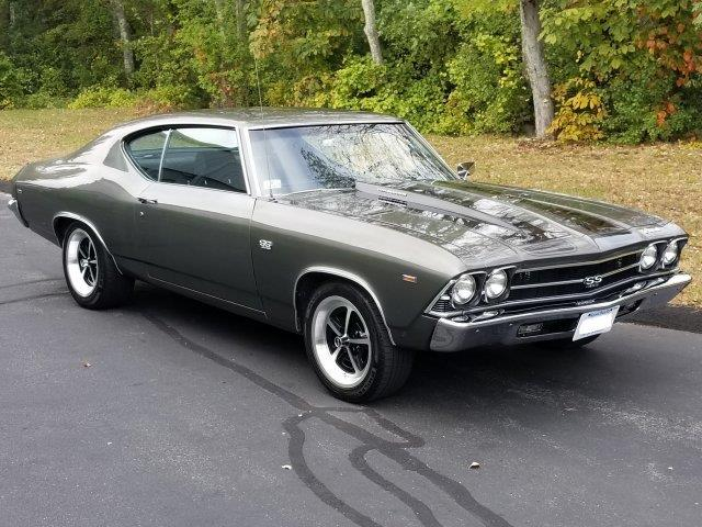 Picture of '69 Chevelle Malibu - QMDW