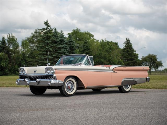 Picture of '59 Galaxie Skyliner - QME1