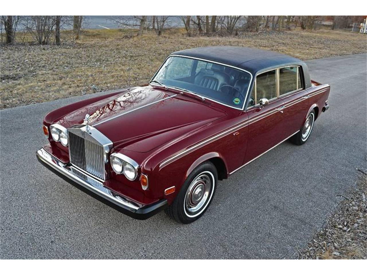 Large Picture of '75 Silver Shadow - QKT1