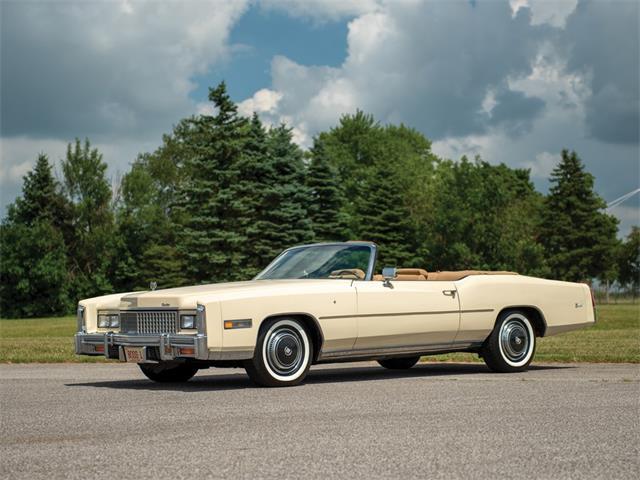 Picture of '76 Cadillac Eldorado Auction Vehicle - QMEZ
