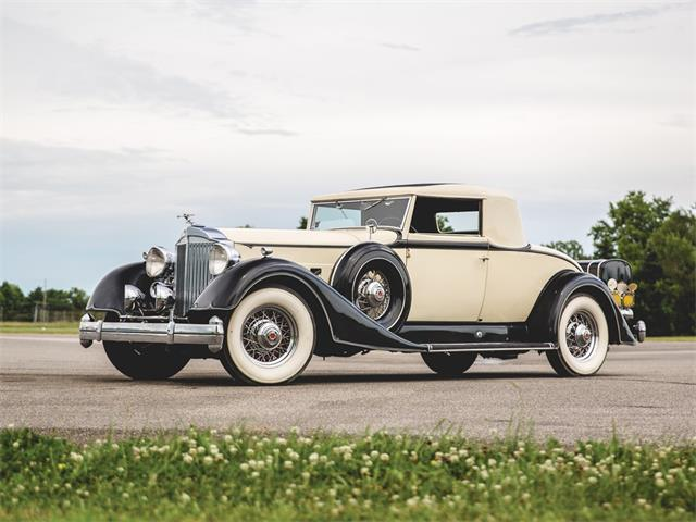 Picture of Classic 1934 Super Eight - QMF3