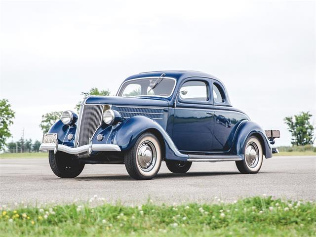 Picture of '36 5-Window Coupe - QMF6