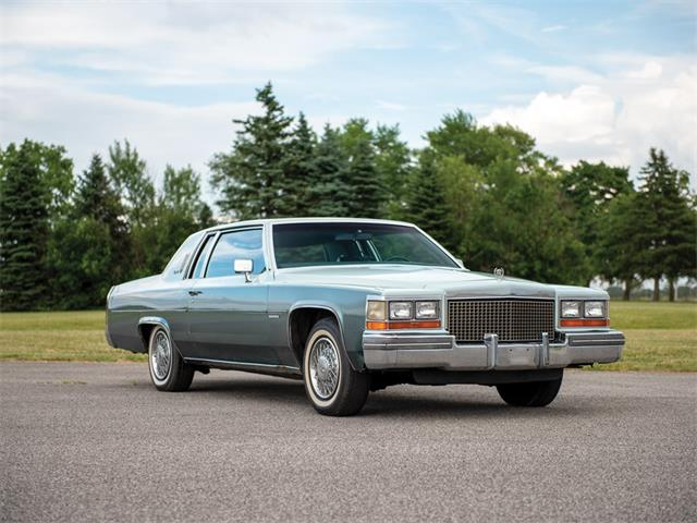 Picture of '81 Coupe DeVille - QMFW