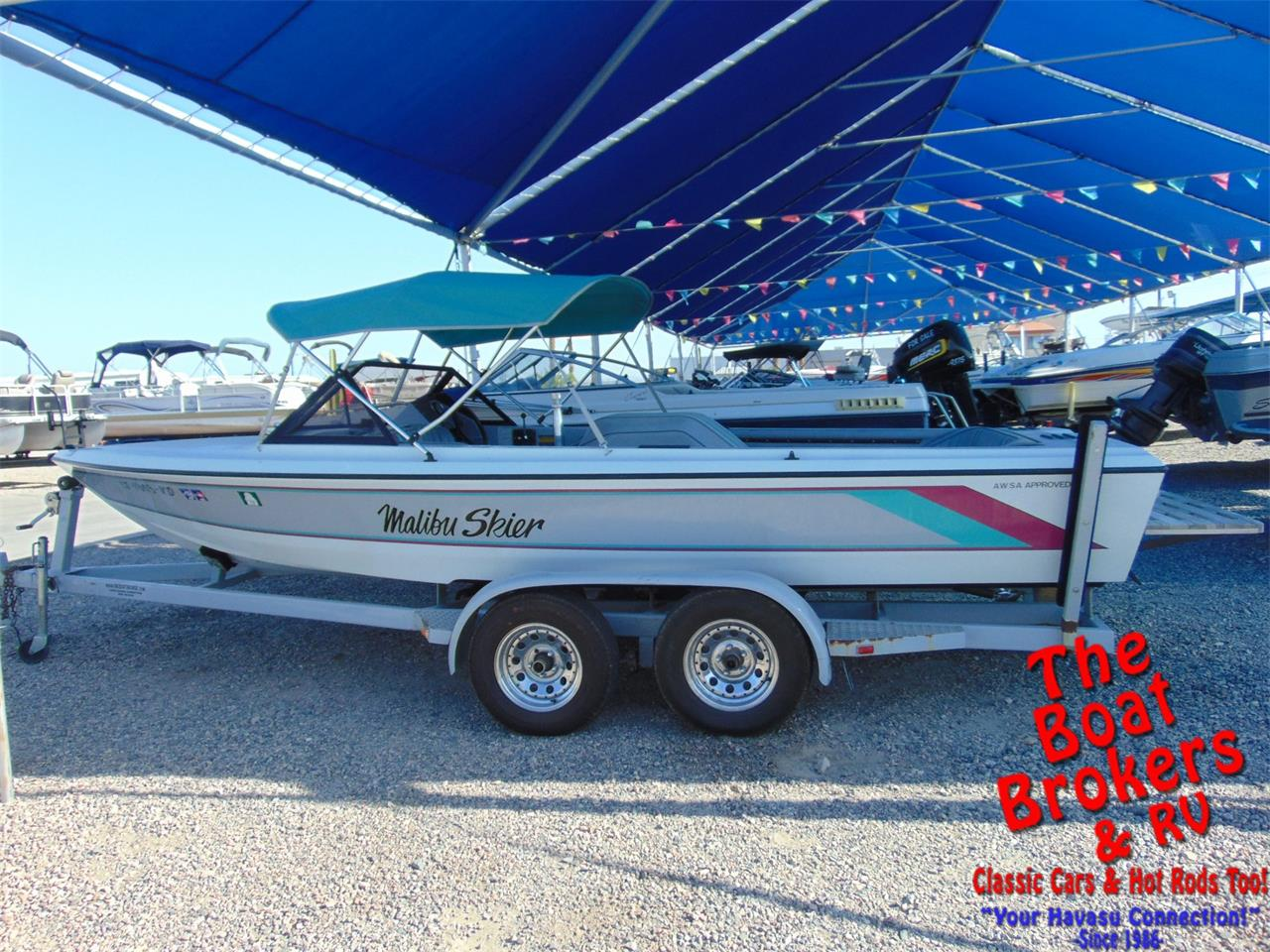 Large Picture of '88 Boat - QMGA