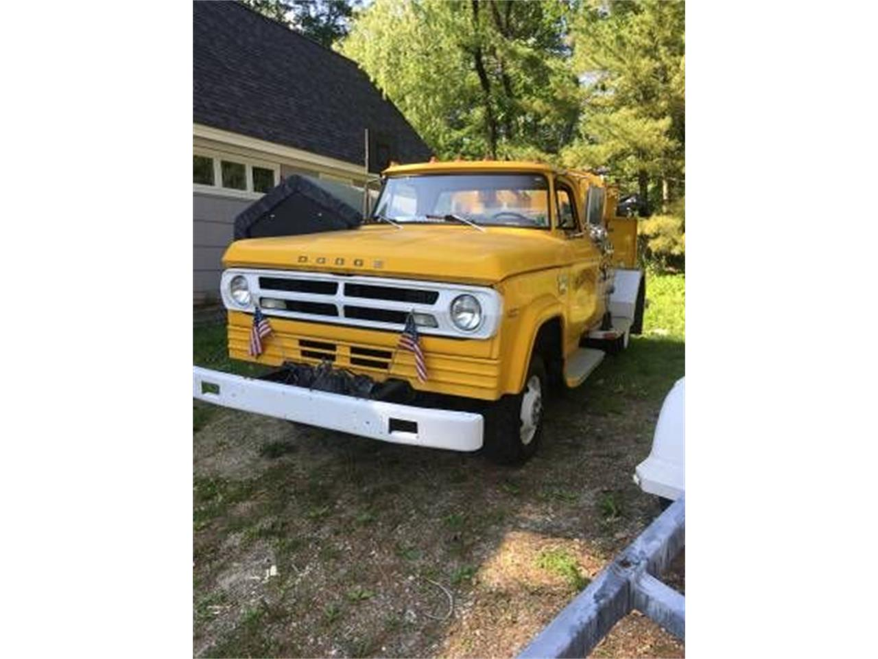 Large Picture of '71 Power Wagon - QMGO