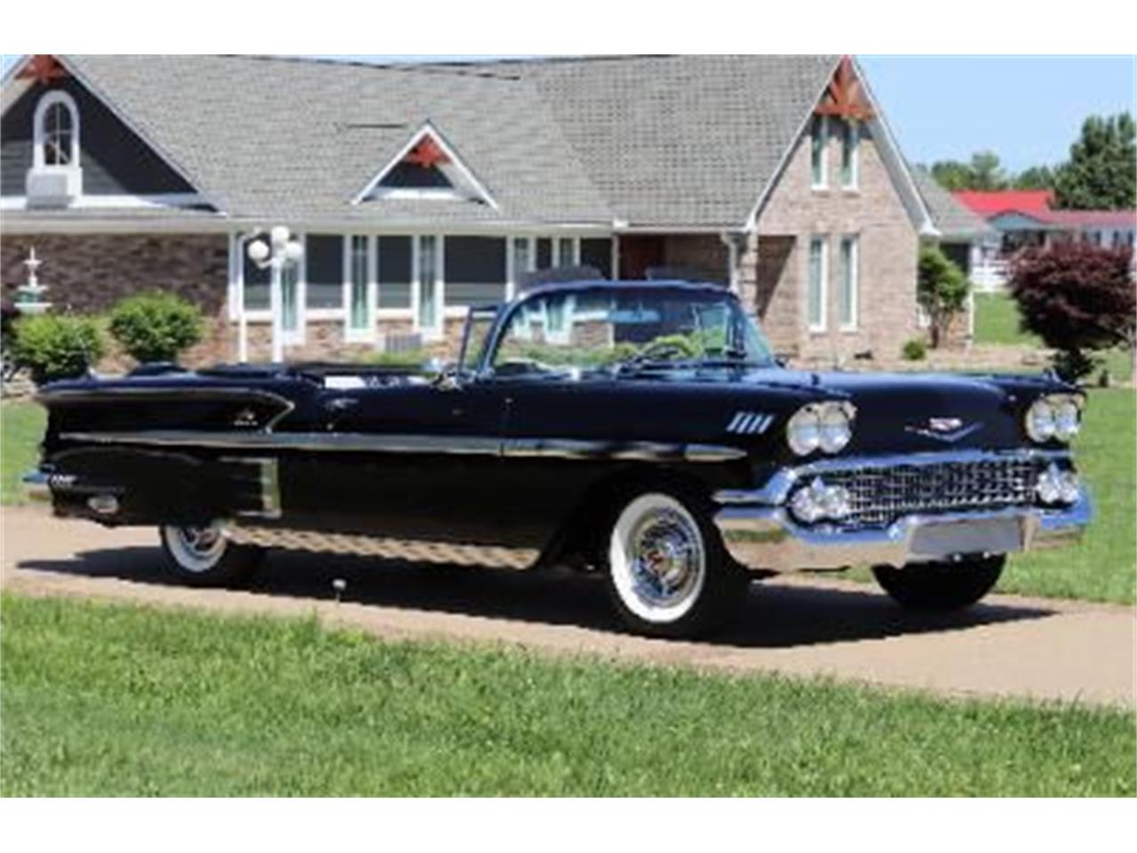 Large Picture of '58 Impala - QMH5
