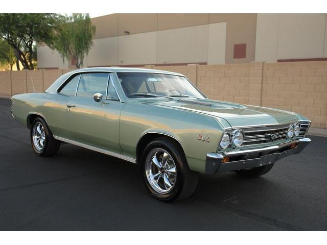 Picture of '67 Chevelle - QMHJ