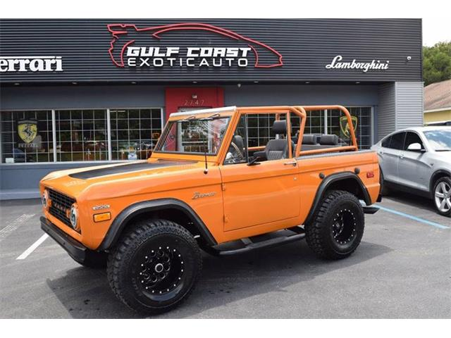 Picture of 1974 Ford Bronco - $52,900.00 Offered by  - QMHK