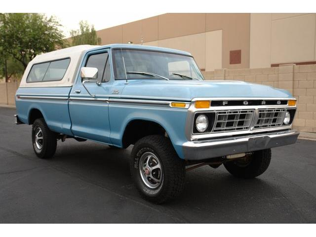 Picture of '77 F150 - $15,950.00 Offered by  - QMHN