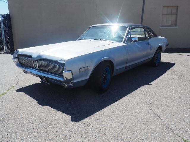 Picture of '68 Cougar - QMIW