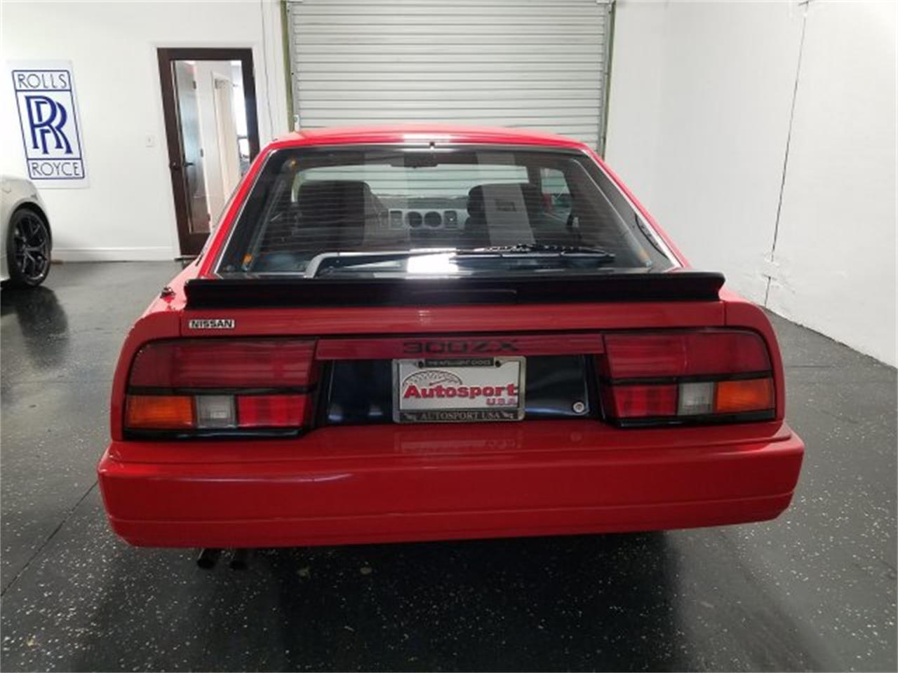 Large Picture of '86 Nissan 300ZX located in West Palm Beach Florida - $14,900.00 Offered by AutoSport USA - QMJ8