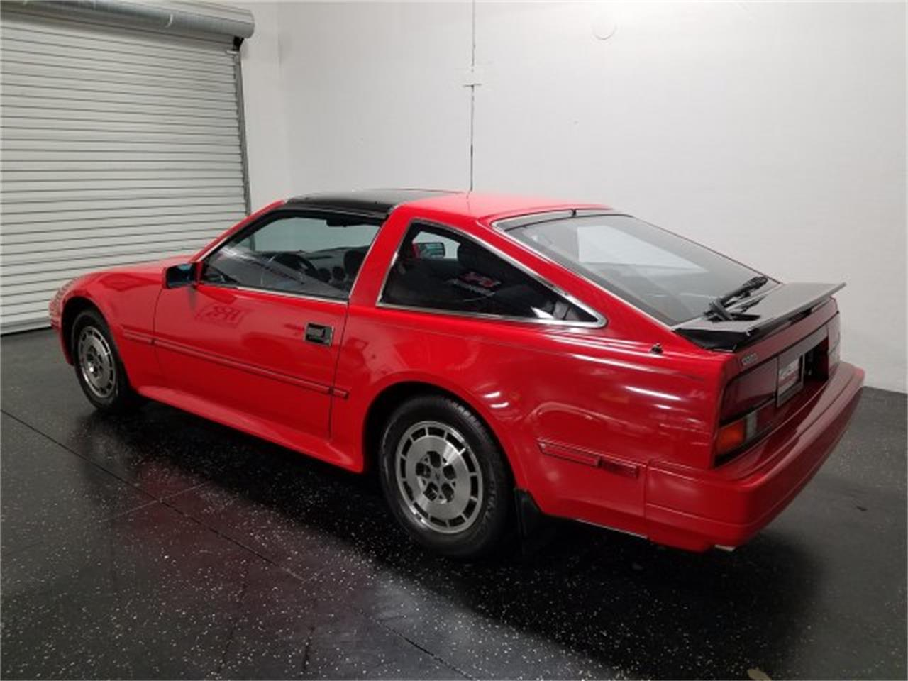 Large Picture of 1986 Nissan 300ZX located in West Palm Beach Florida - QMJ8
