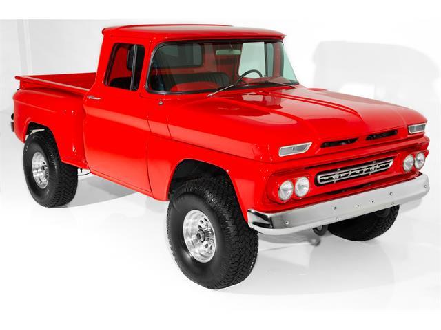 Picture of Classic 1961 Chevrolet Pickup located in Des Moines Iowa - $39,900.00 - QKYR