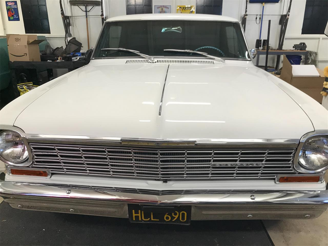 Large Picture of Classic 1964 Chevrolet Nova located in California Offered by a Private Seller - QMJO