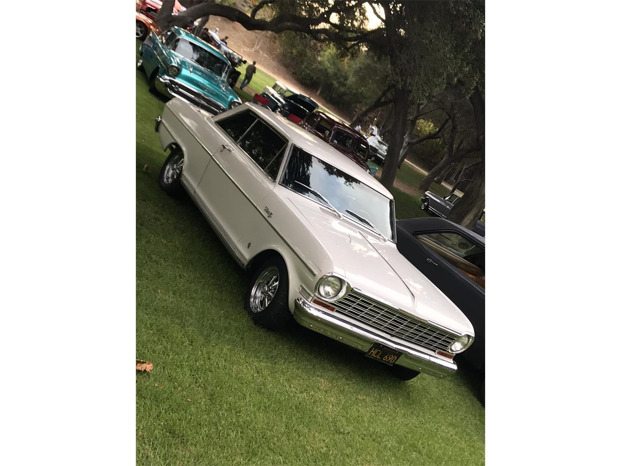 Large Picture of 1964 Nova located in Coto De Caza California Offered by a Private Seller - QMJO