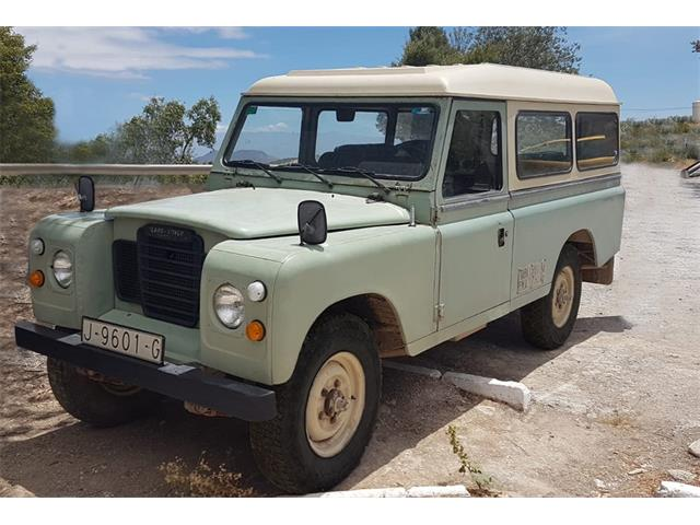Picture of 1983 Series IIA located in Malaga - $12,500.00 Offered by  - QMJR