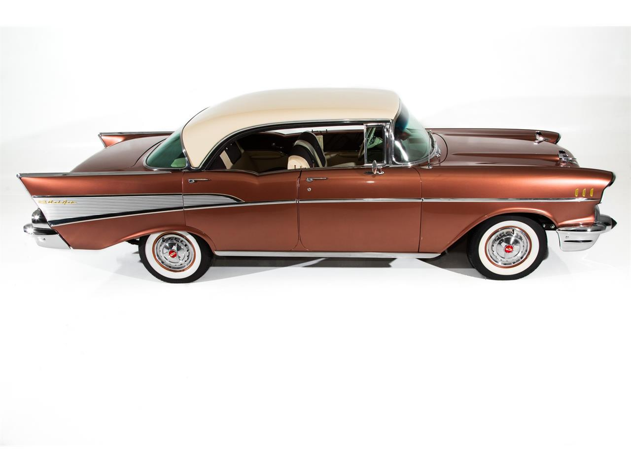 Large Picture of '57 Bel Air - QKYS