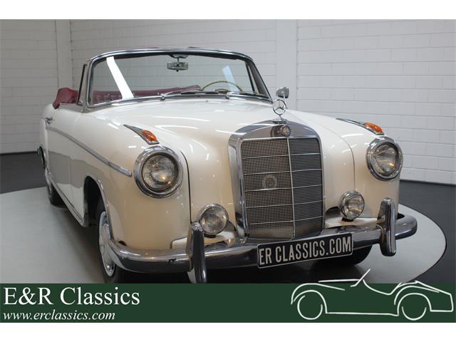 1960 Mercedes-Benz 220SE
