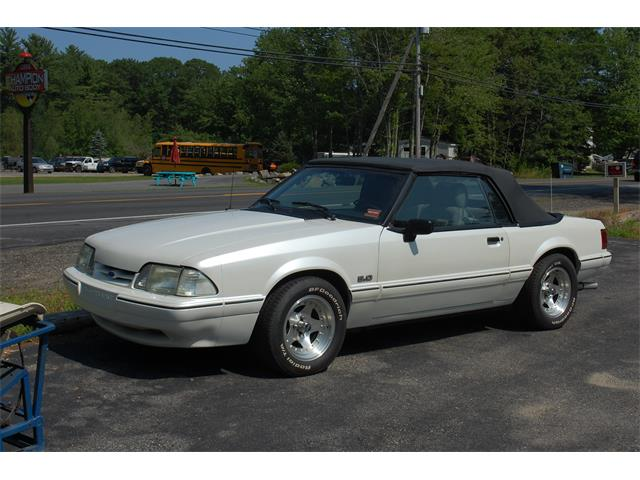 1989 Ford Mustang for Sale on ClassicCars com on ClassicCars com