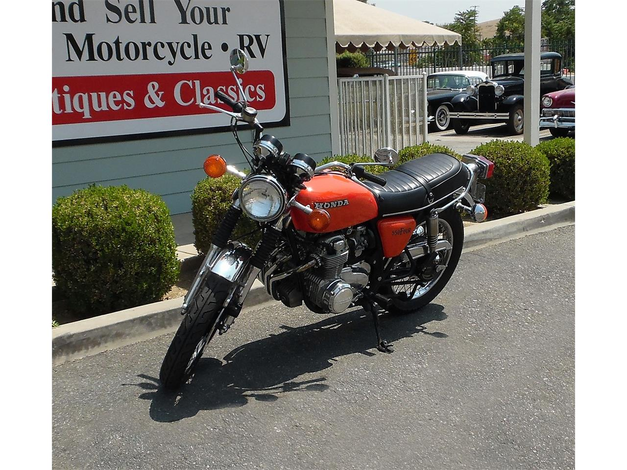 Large Picture of '76 Motorcycle - QMKI