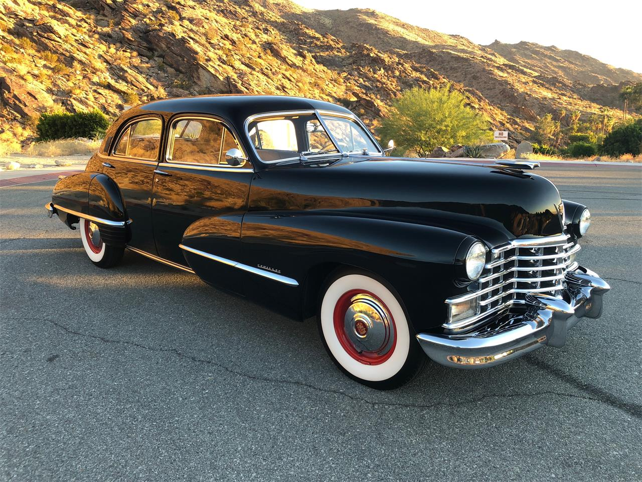 Large Picture of Classic 1946 Cadillac Fleetwood 60 Special Offered by a Private Seller - QMKK
