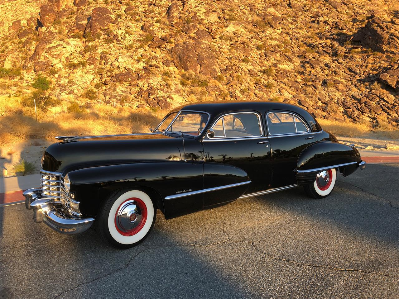 Large Picture of Classic '46 Cadillac Fleetwood 60 Special located in California - QMKK