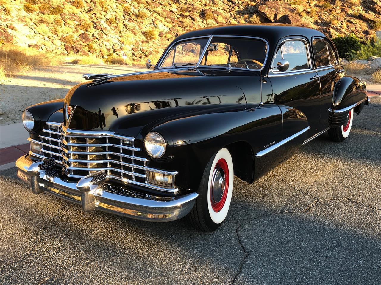 Large Picture of Classic 1946 Fleetwood 60 Special Offered by a Private Seller - QMKK