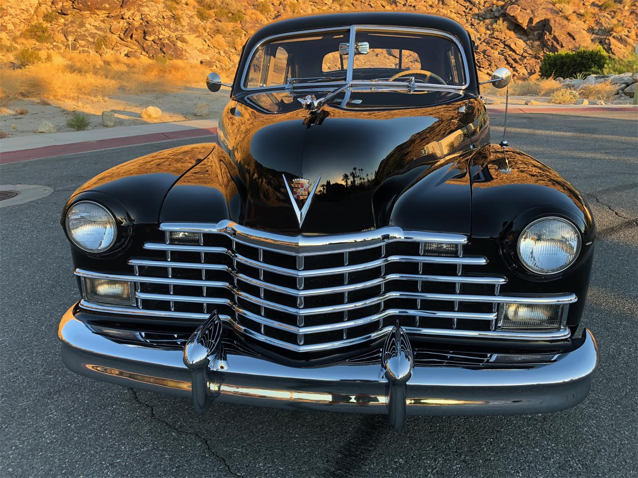 Large Picture of 1946 Cadillac Fleetwood 60 Special - $42,500.00 Offered by a Private Seller - QMKK