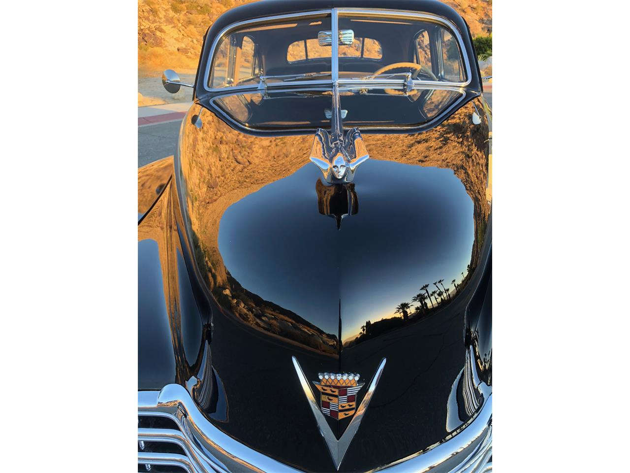 Large Picture of Classic '46 Cadillac Fleetwood 60 Special located in Palm Springs California Offered by a Private Seller - QMKK