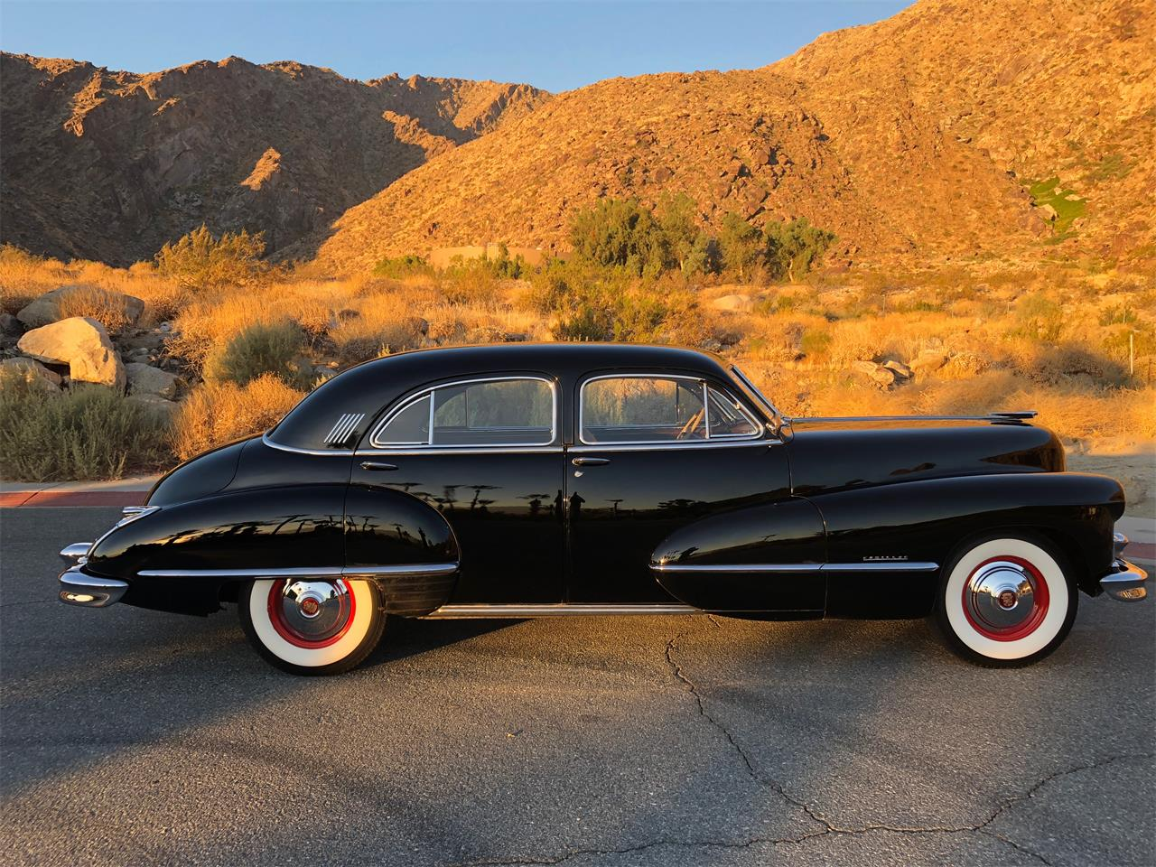 Large Picture of '46 Fleetwood 60 Special located in Palm Springs California - $42,500.00 - QMKK