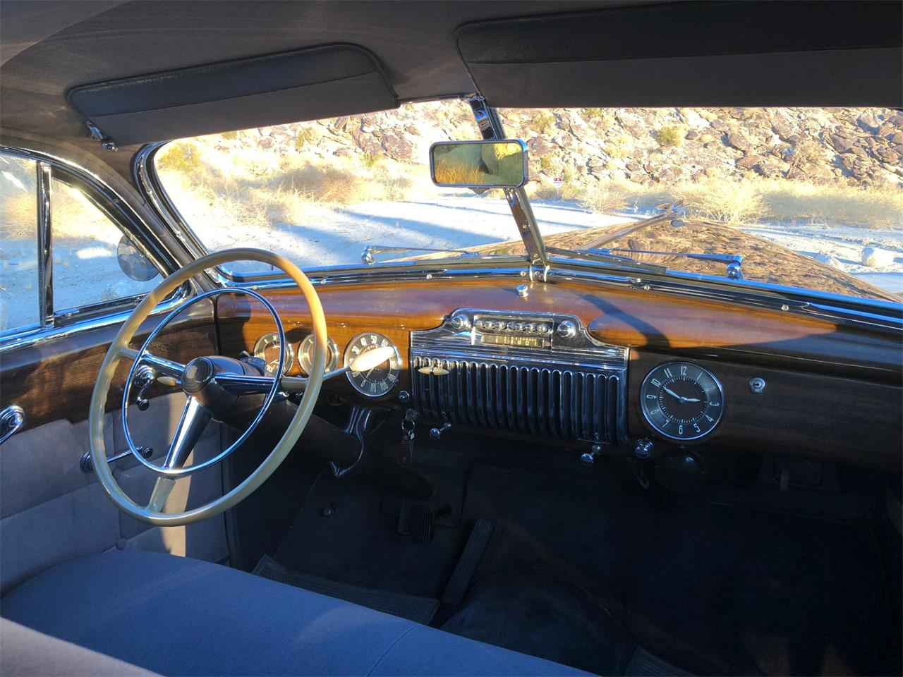 Large Picture of Classic '46 Cadillac Fleetwood 60 Special located in California - $42,500.00 Offered by a Private Seller - QMKK